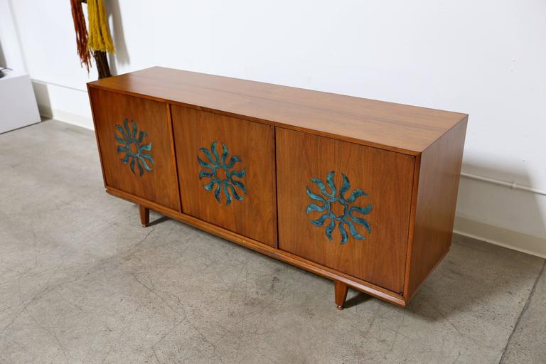 Credenza By Cal Mode At 1stdibs