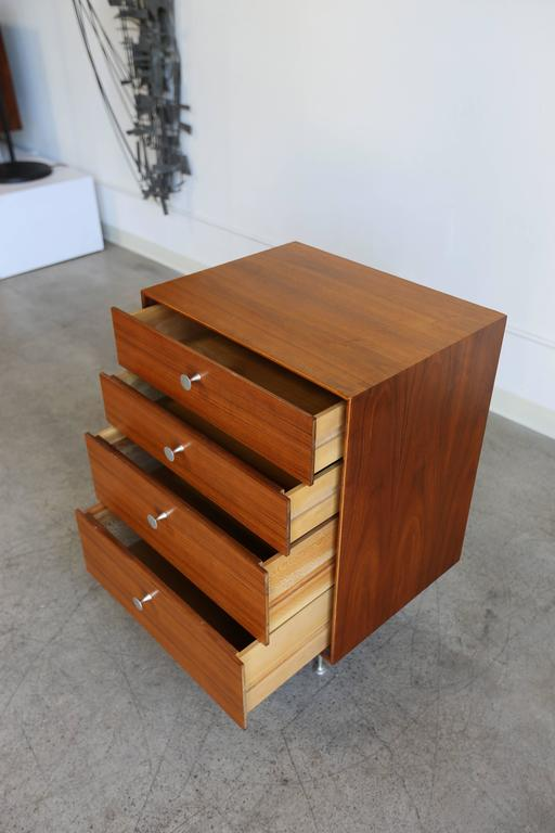 """Thin Edge"" Chest by George Nelson In Good Condition For Sale In Laguna Hills, CA"