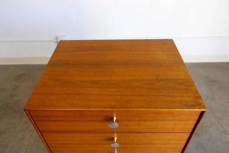 "20th Century ""Thin Edge"" Chest by George Nelson For Sale"