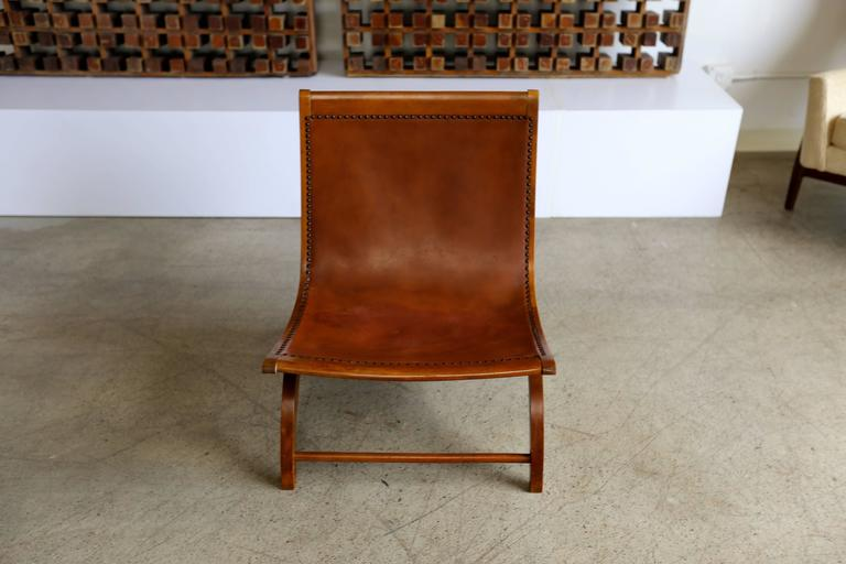 20th Century Lounge Chair by Milo Baughman for Murray For Sale