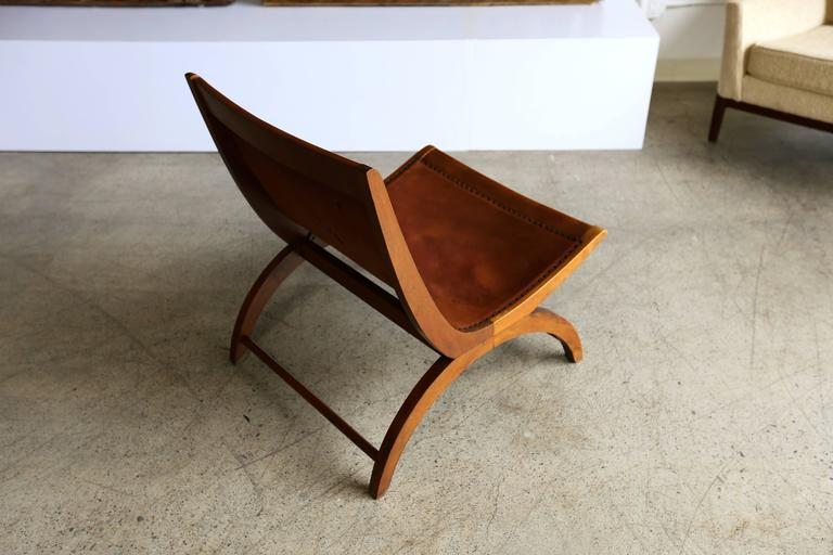 Mid-Century Modern Lounge Chair by Milo Baughman for Murray For Sale