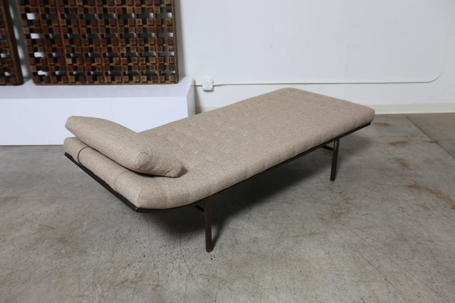 Chaise longue by jules heumann for sale at 1stdibs for Chaise longue sale