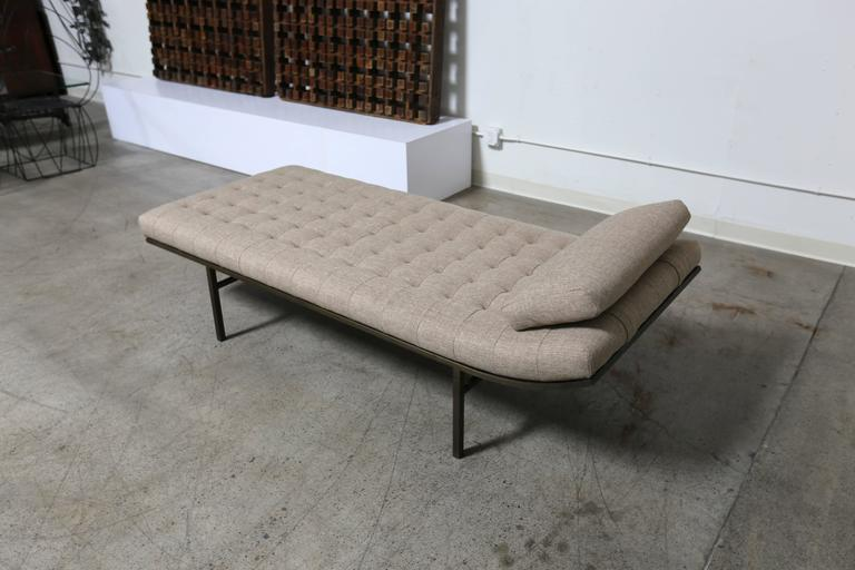 20th Century Chaise Longue by Jules Heumann = MOVING SALE!!!!!! For Sale