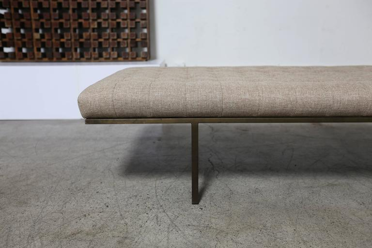 Mid-Century Modern Chaise Longue by Jules Heumann = MOVING SALE!!!!!! For Sale