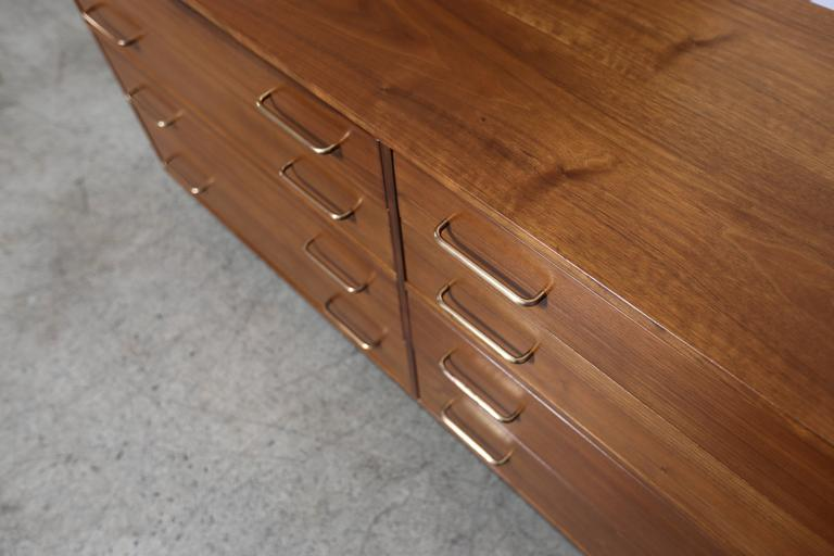Walnut Dresser by Edward Wormley for Dunbar 4