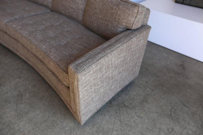 Curved Sofa by Edward Wormley for Dunbar ==== MOVING SALE !!!!!!!!!!! 6