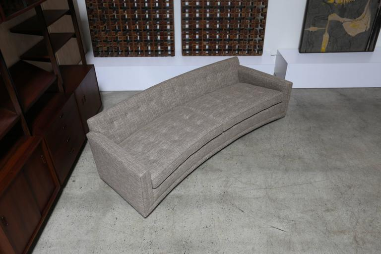 Curved Sofa by Edward Wormley for Dunbar ==== MOVING SALE !!!!!!!!!!! 7