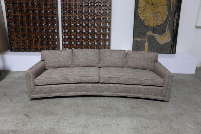 Curved Sofa by Edward Wormley for Dunbar ==== MOVING SALE !!!!!!!!!!! 2