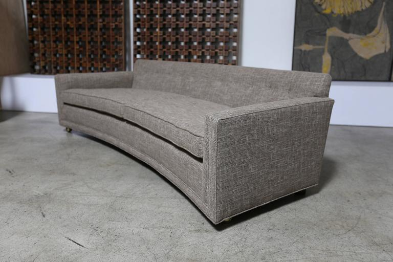 Curved Sofa by Edward Wormley for Dunbar ==== MOVING SALE !!!!!!!!!!! 8