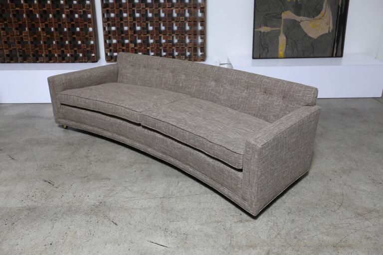 Curved Sofa by Edward Wormley for Dunbar ==== MOVING SALE !!!!!!!!!!! 4