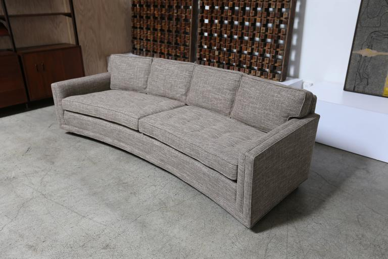 Curved Sofa by Edward Wormley for Dunbar ==== MOVING SALE !!!!!!!!!!! 9