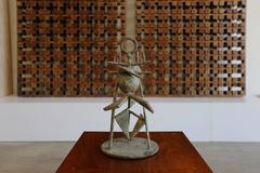 Sculpture by Joe Nyiri