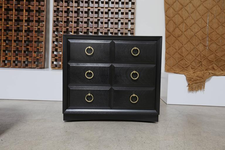 Pair of Classic Chest by Robsjohn-Gibbings for Widdicomb In Good Condition For Sale In Laguna Hills, CA
