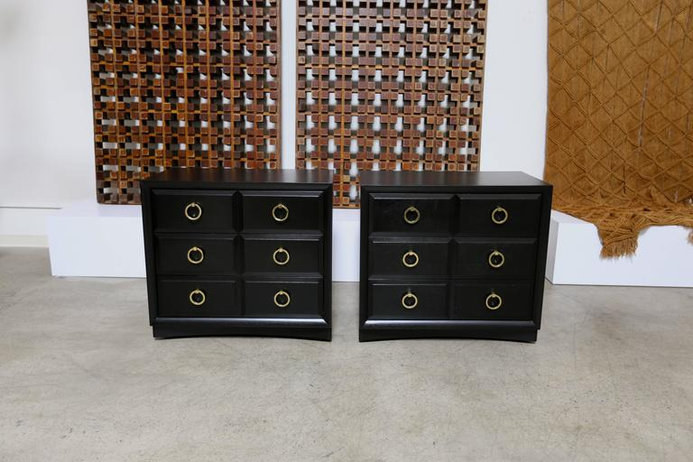 20th Century Pair of Classic Chest by Robsjohn-Gibbings for Widdicomb For Sale
