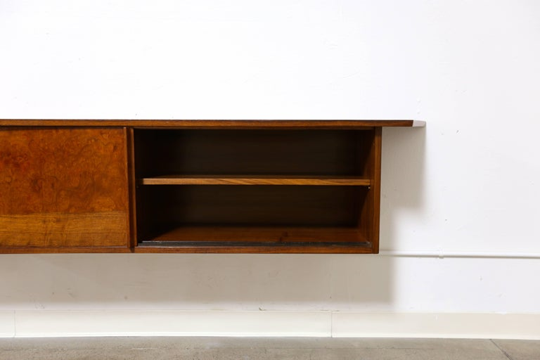 Moving Sale Origins Wall Mounted Cabinet By George Nakashima For Widdicomb For Sale At 1stdibs