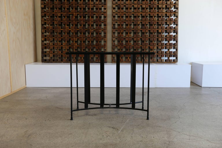 Console table by Paul Laszlo for Pacific Iron.