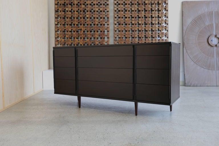 12-Drawer Dresser by Edward Wormley for Dunbar For Sale 1