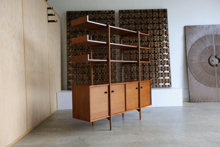 Milo Baughman Room Divider for Glenn of California For Sale 1