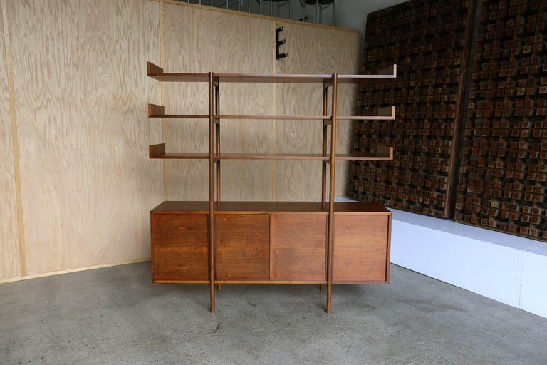 Milo Baughman Room Divider for Glenn of California For Sale 3