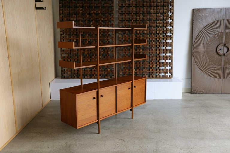 Mid-Century Modern Milo Baughman Room Divider for Glenn of California For Sale
