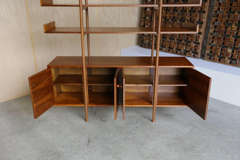 20th Century Milo Baughman Room Divider for Glenn of California For Sale