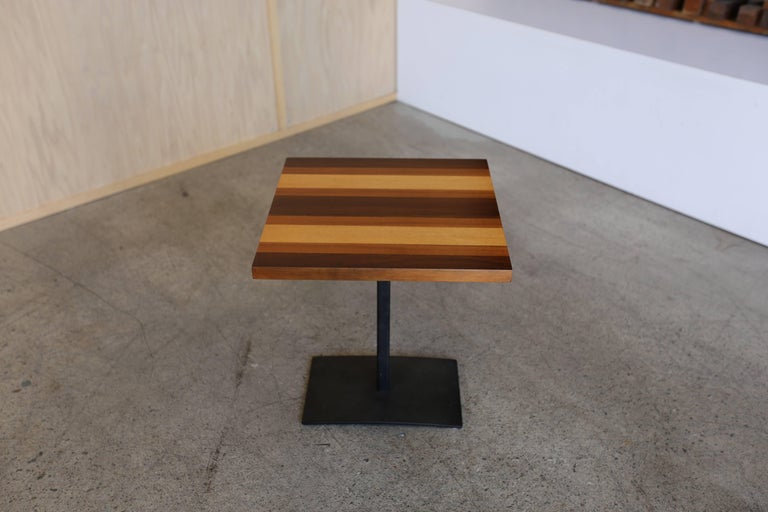 Pair of Occasional Tables by Milo Baughman for Thayer Coggin 9