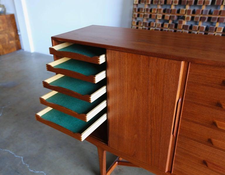 Credenza by Kurt Ostervig for Brande Mobelindustri of Denmark For Sale 1