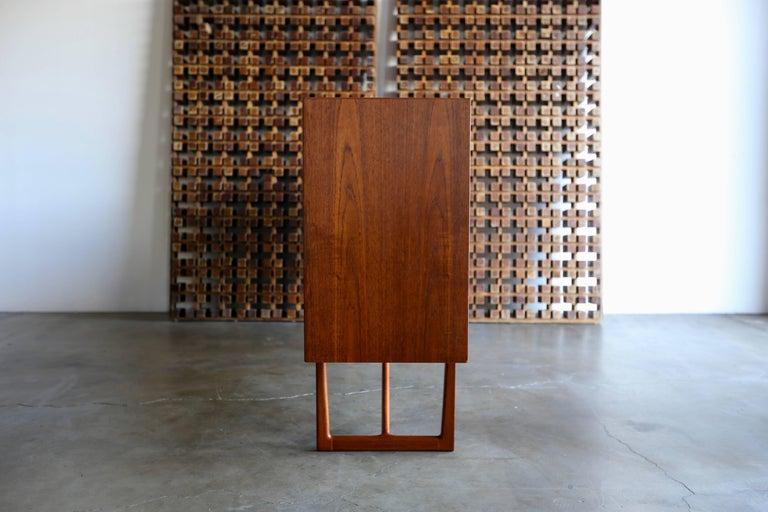 20th Century Credenza by Kurt Ostervig for Brande Mobelindustri of Denmark For Sale