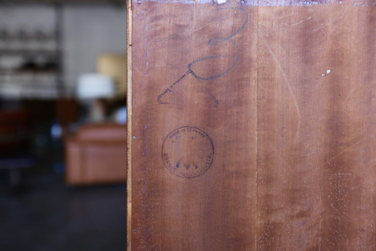 Credenza by Kurt Ostervig for Brande Mobelindustri of Denmark For Sale 3