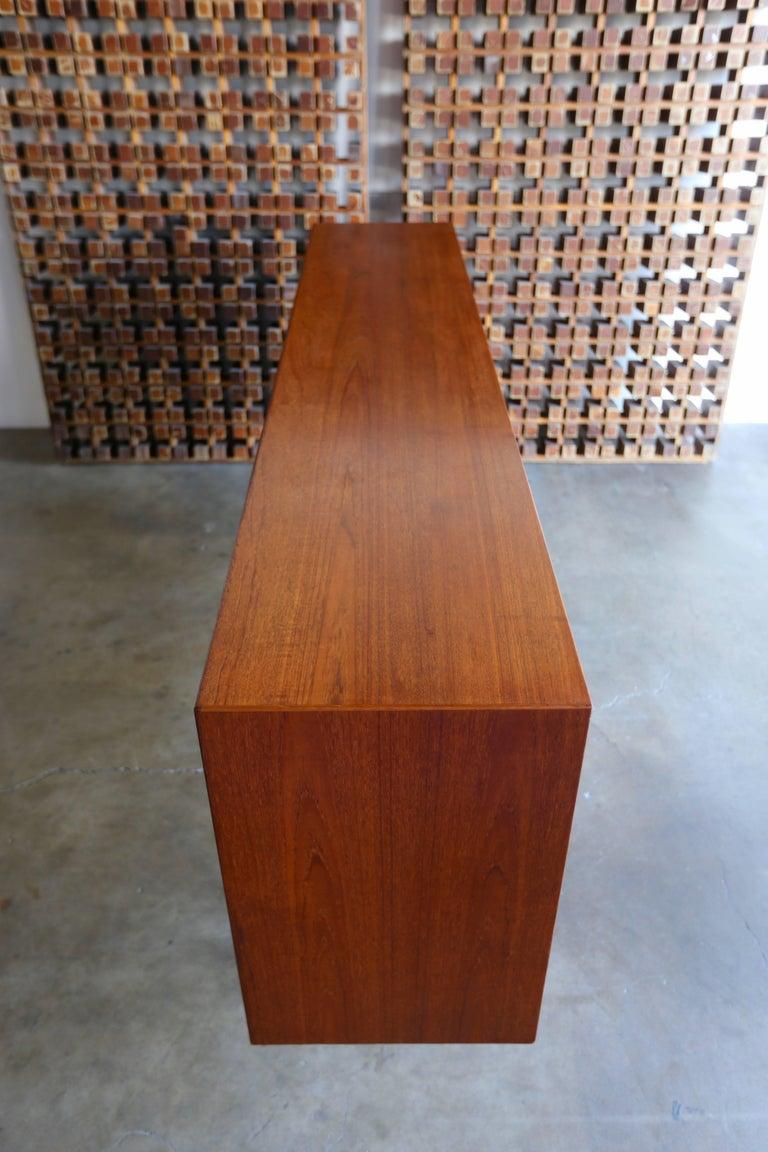 Credenza by Kurt Ostervig for Brande Mobelindustri of Denmark For Sale 2