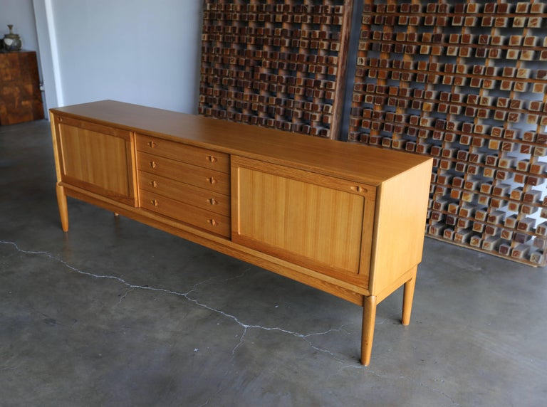 Credenza by H.W. Klein for Bramin Mobler of 