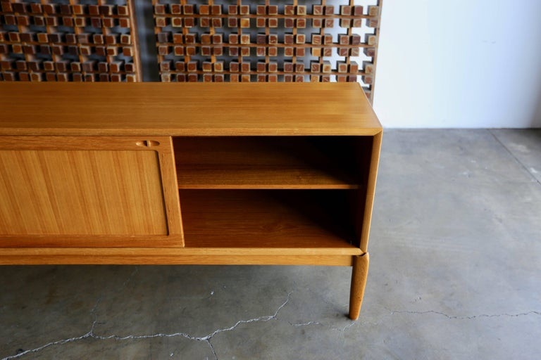 Credenza by H.W. Klein for Bramin Mobler In Good Condition For Sale In Costa Mesa, CA