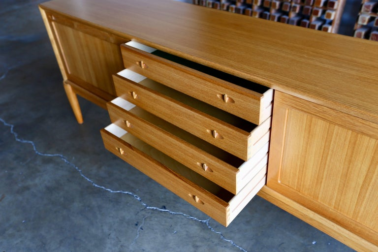 Credenza by H.W. Klein for Bramin Mobler For Sale 1