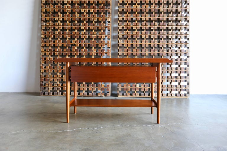 Mid-Century Modern Console Table by Arne Vodder for Sibast Mobler For Sale