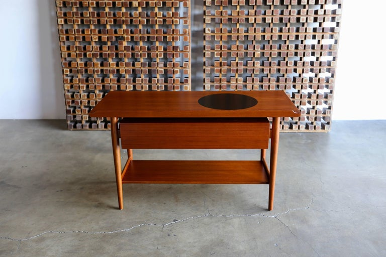 Danish Console Table by Arne Vodder for Sibast Mobler For Sale