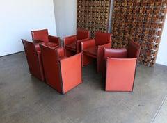 Mario Bellini ' Break ' Armchairs