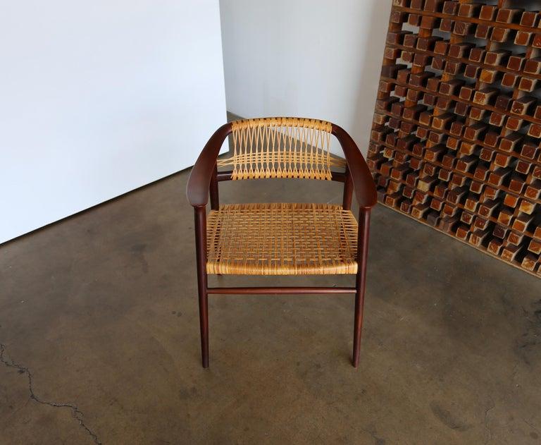 """20th Century """"Bambi"""" Armchair Byrolf Rastad & Adolf Relling for Gustav Bahus For Sale"""