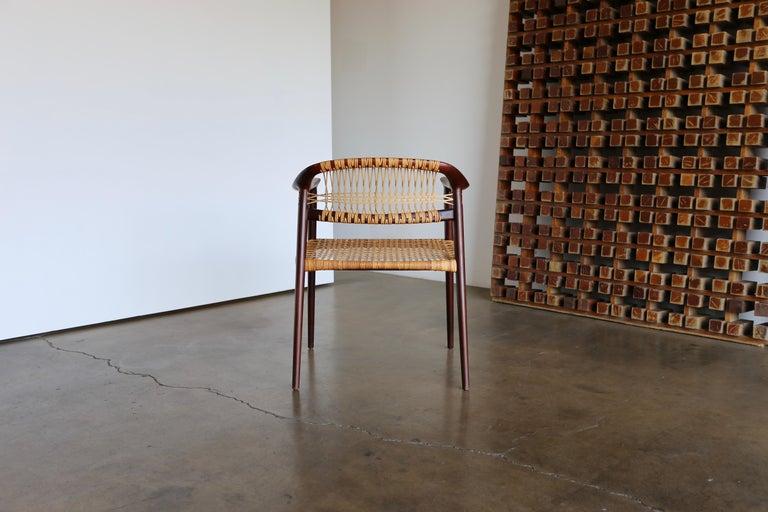"""""""Bambi"""" Armchair Byrolf Rastad & Adolf Relling for Gustav Bahus For Sale 6"""