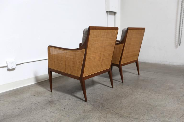 American Lounge Chairs by Milo Baughman for Directional For Sale