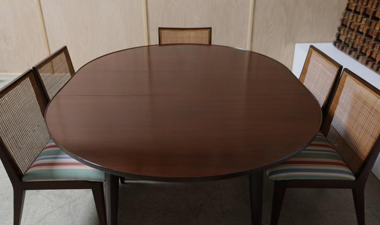American Dining Set by Edward Wormley for Dunbar For Sale