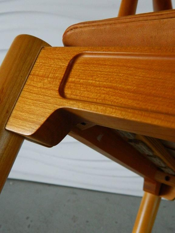 This four wishbone chairs by hans wegner is no longer available - Hans Wegner Chinese Chair At 1stdibs
