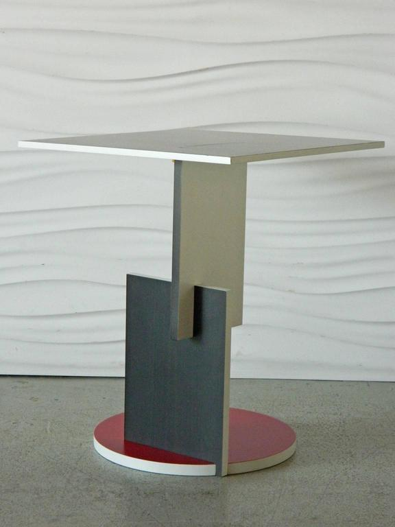 Gerrit Rietveld Schroeder Table For Sale at 1stdibs