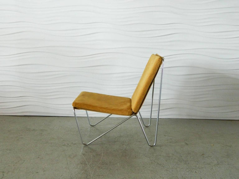 Danish Verner Panton Bachelor Chair For Sale