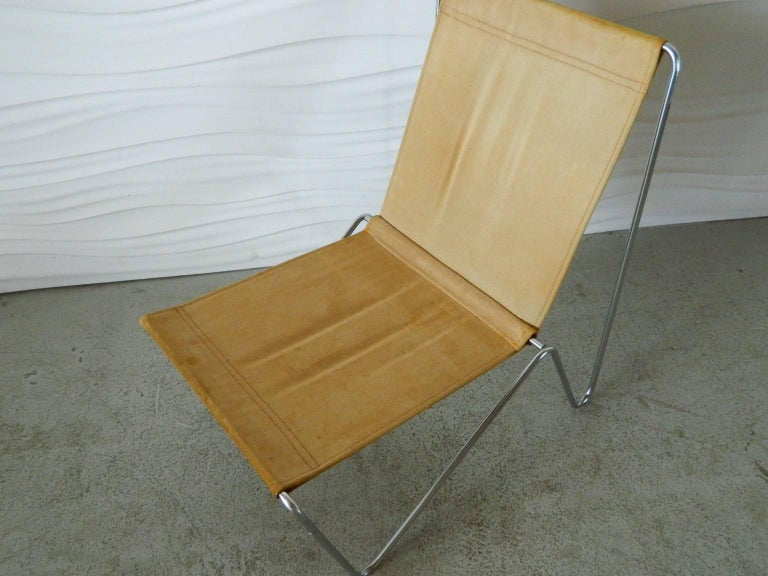 Steel Verner Panton Bachelor Chair For Sale