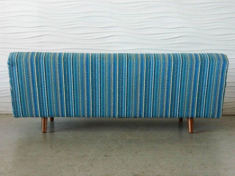 Scandinavian Modern Hans Wegner Ap33 Sofa for A.P. Stolen For Sale