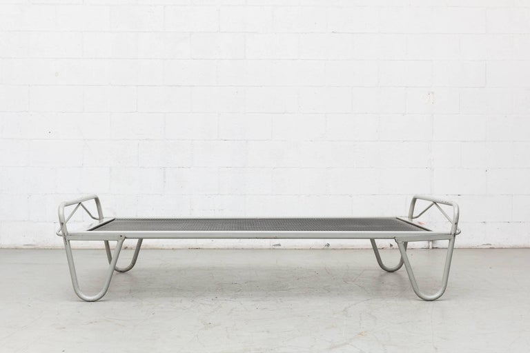 Dutch Almelo Daybed by A.R. Cordemeyer For Sale