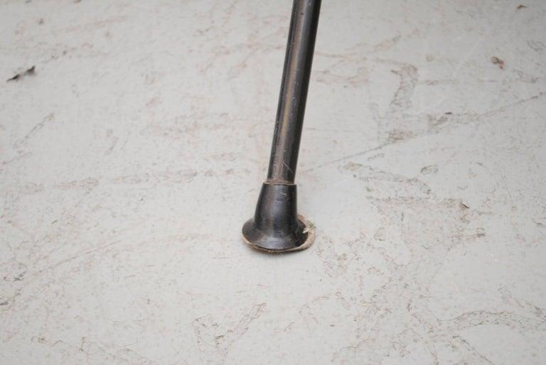 Gispen 1409 Velvet Armchair For Sale 2