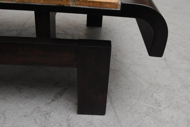 Roger Capron Rectangular 'Garrigue' Coffee Table 8