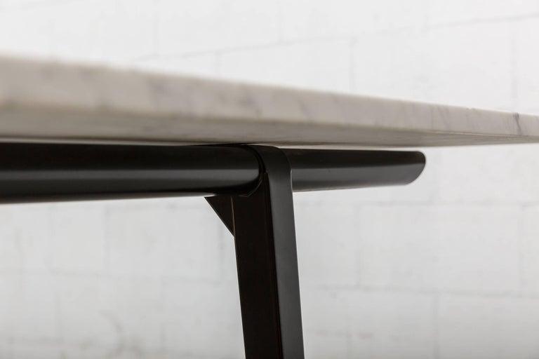 "Friso Kramer Marble Topped ""Reform"" Table For Sale 3"