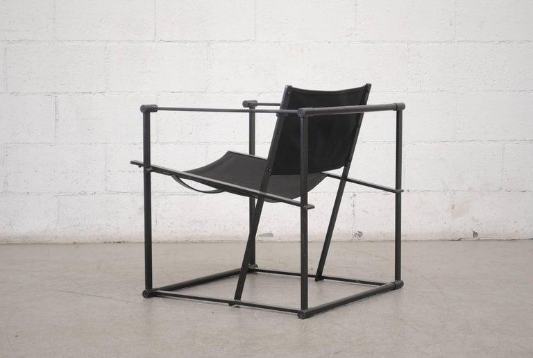 Dutch Pastoe Cube Lounge Chair by Radboud Van Beekum For Sale
